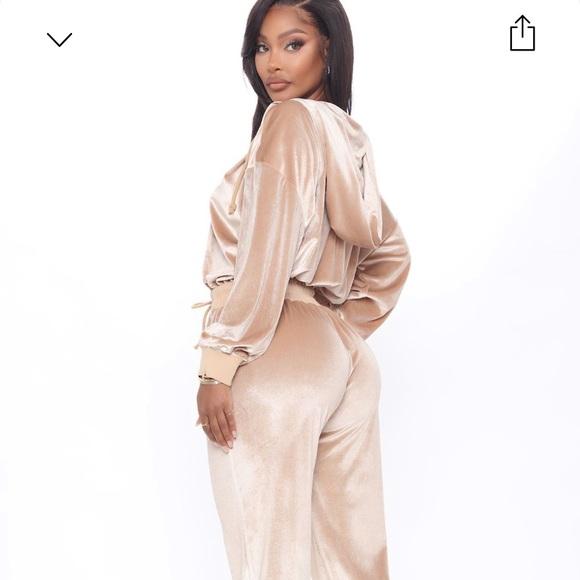 Fashion Nova Pants - FN jumpsuit ( NWOT )